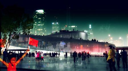 shanghai expo danish pavilion
