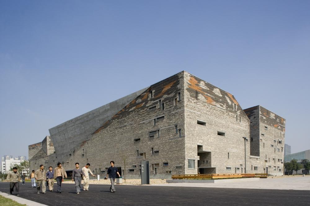 Wang Shu Awarded 2012 Pritzker Prize (5/6)