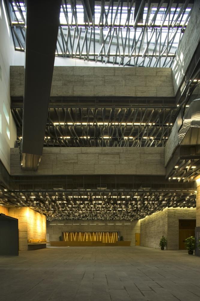 Wang Shu Awarded 2012 Pritzker Prize (6/6)