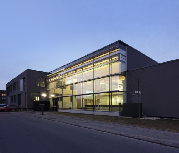 Darmstadt University of Applied Science - Department of Design in 2012