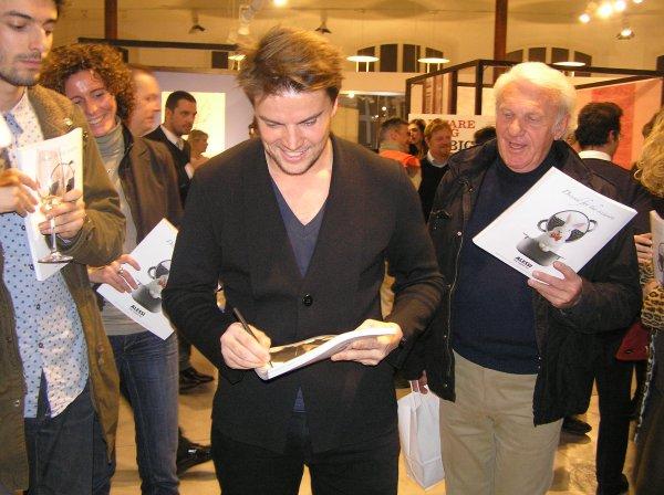 Bjarke Ingels in Milan