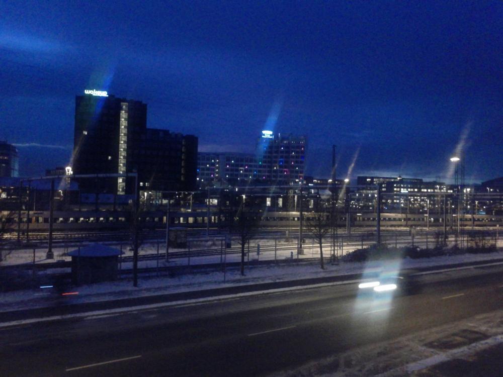 Ørestad Boulevard (1/6)
