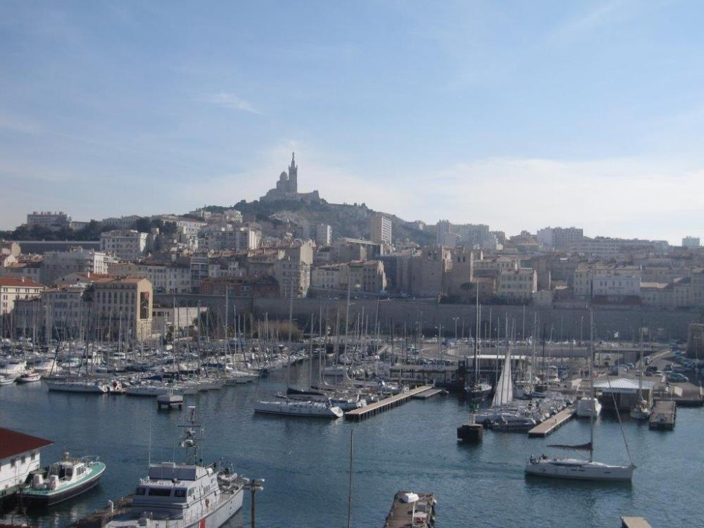 Marseille European Capital of Culture 2013 | An Urban Walk by Sara Van Rompaey (2/6)