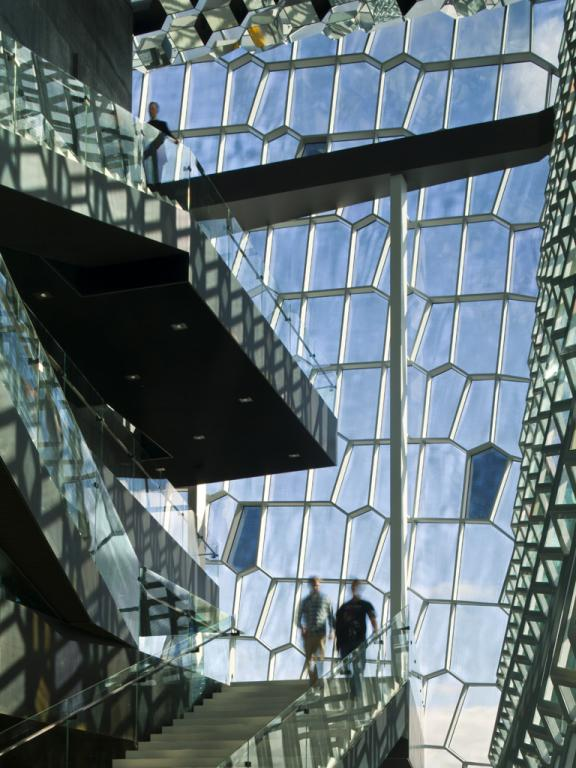 Harpa - Reykjavik Concert Hall and Conference Centre (1)