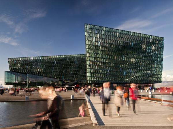 Harpa - Reykjavik Concert Hall and Conference Centre (2)