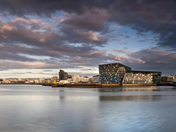 Harpa - Reykjavik Concert Hall and Conference Centre