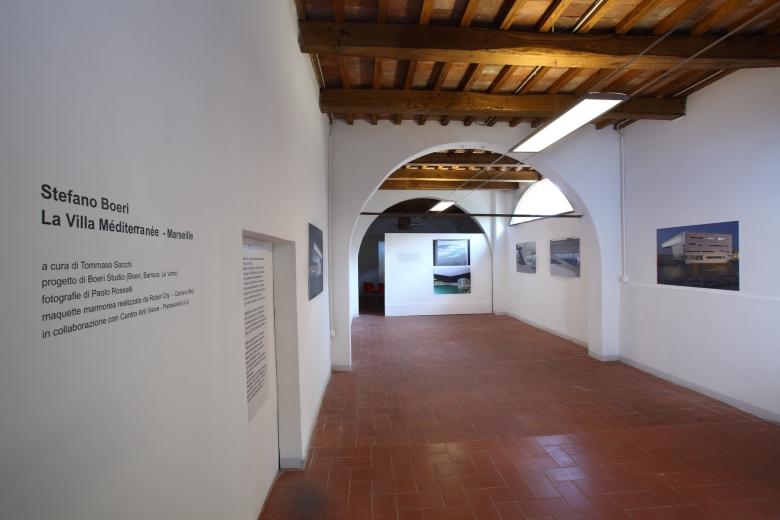 Villa Méditerranée,  Marseille |Exhibition at Centro arti visive di Pietrasanta