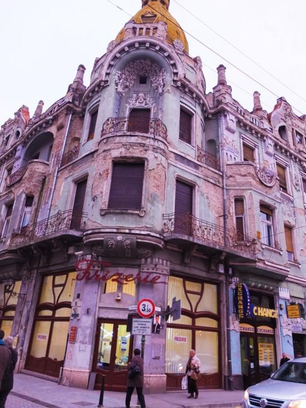 Jugendstil in Oradea